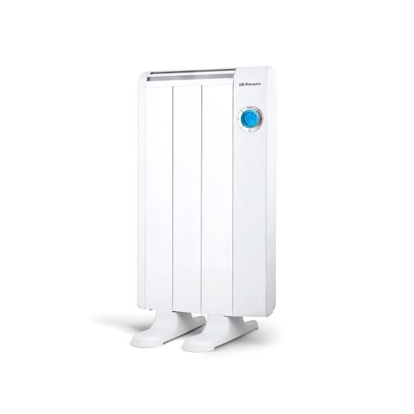 Orbegozo rre-510 blanco emisor térmico de bajo consumo 500w pantalla digital 3 modos