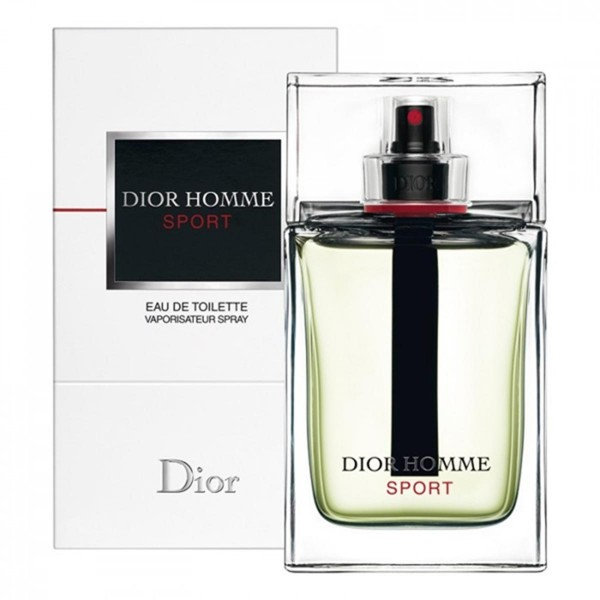 Dior homme sport eau de toilette 75ml vaporizador