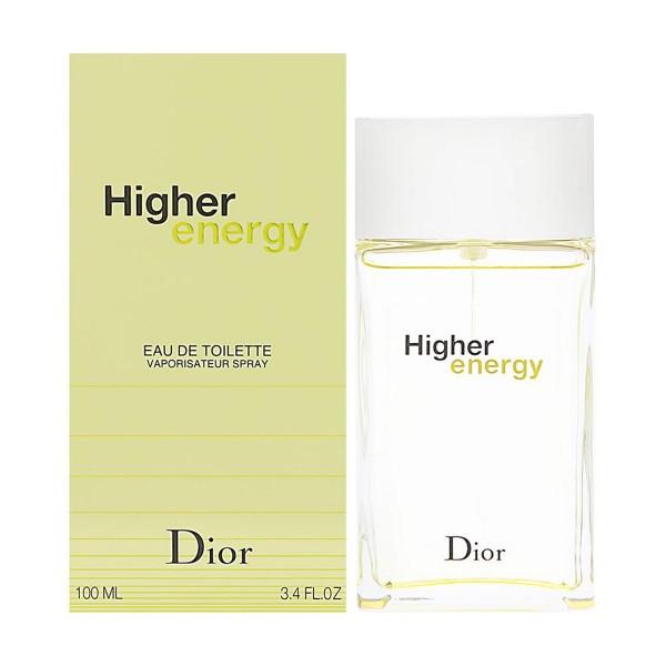 Dior higher energy eau de toilette 100ml vaporizador