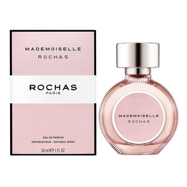 Rochas mademoiselle eau de parfum 30ml vaporizador