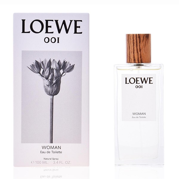 Loewe 001 woman eau de toilette 100ml vaporizador