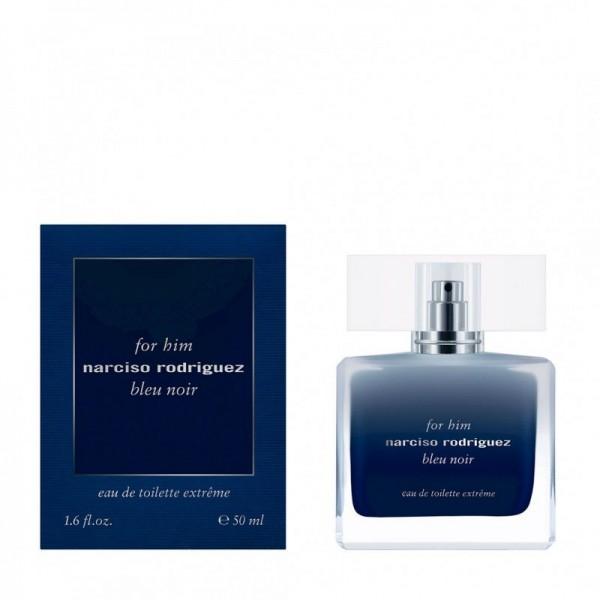 Narciso rodriguez for him bleu noir eua de toilette extreme 50ml