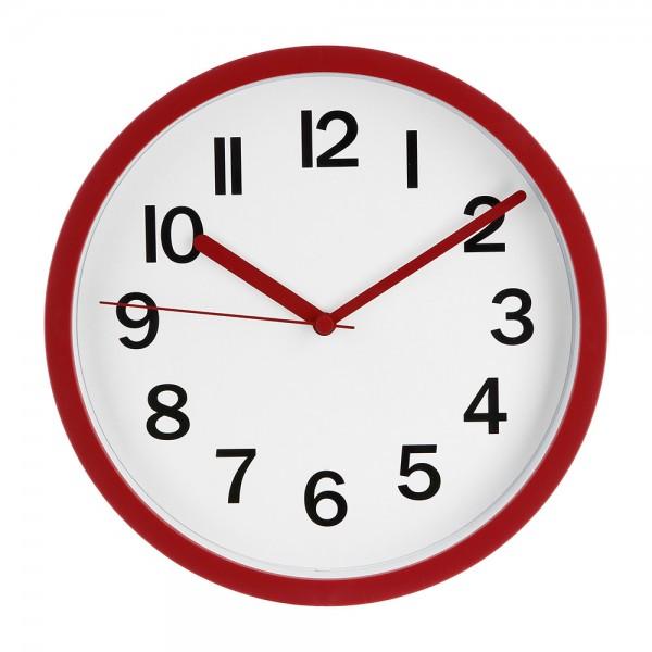 Reloj colores surtidos ø22cm