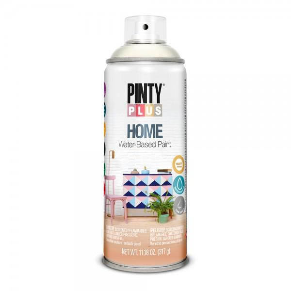 Pintura en spray pintyplus home 520cc white milk hm112