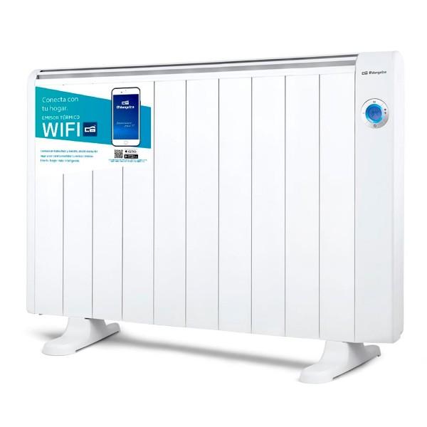 Orbegozo rrw 1800 emisor térmico blanco wifi
